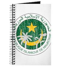 Mauritania Coat Of Arms Journal