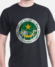 Mauritania Coat Of Arms T-Shirt