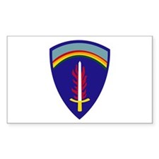 U.S. Army Europe (USAREUR) Decal