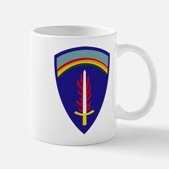 U.S. Army Europe (USAREUR) Mug