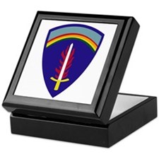 U.S. Army Europe (USAREUR) Keepsake Box