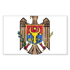 Moldova Coat Of Arms Decal