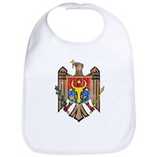 Moldova Coat Of Arms Bib
