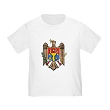 Moldova Coat Of Arms T