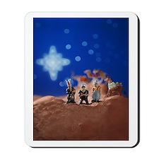 Los Reyes Magos (3 Kings) Mousepad