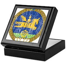Mongolia Coat Of Arms Keepsake Box