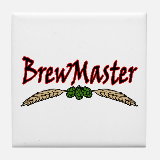 BrewMaster2.png Tile Coaster
