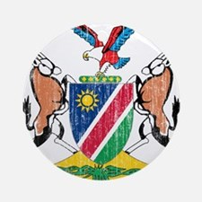 Namibia Coat Of Arms Ornament (Round)