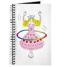 hula hoop princess Journal