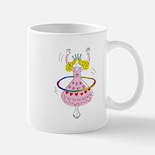 hula hoop princess Mug