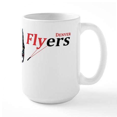 Imperial Flyers Logo Large Mug
