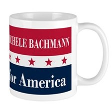 Michele Bachmann for America Mug