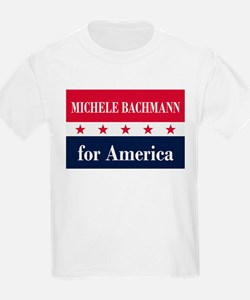 Michele Bachmann for America T-Shirt