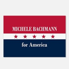 Michele Bachmann for America Postcards (Package of