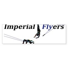 Imperial Flyers - BlueFly Bumper Sticker