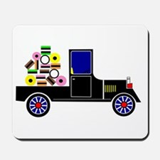 Virtual Cars Mousepad