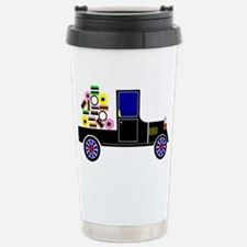 Virtual Cars Stainless Steel Travel Mug