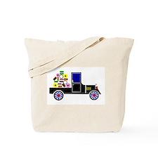 Virtual Cars Tote Bag