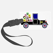 Virtual Cars Luggage Tag