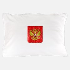 Russia Coat Of Arms Pillow Case