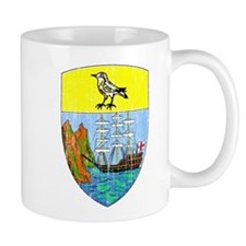 Saint Helena Coat Of Arms Mug