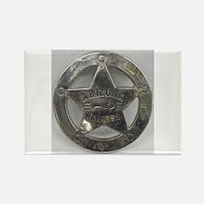 Arizona Rangers Rectangle Magnet