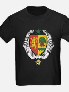 Senegal Coat Of Arms T
