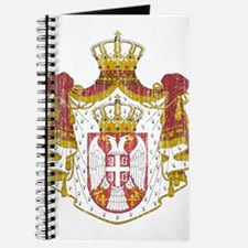 Serbia Coat Of Arms Journal