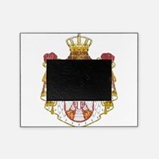 Serbia Coat Of Arms Picture Frame