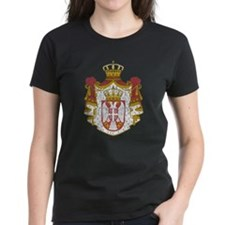 Serbia Coat Of Arms Tee