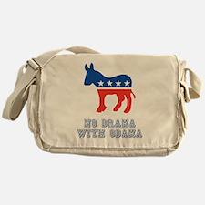 Obama 12 Messenger Bag