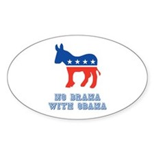 Obama 12 Decal
