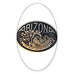 Arizona GC Sticker (Oval 10 pk)
