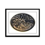 Arizona GC Framed Panel Print