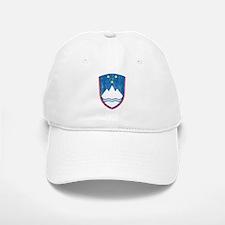 Slovenia Coat Of Arms Baseball Baseball Cap