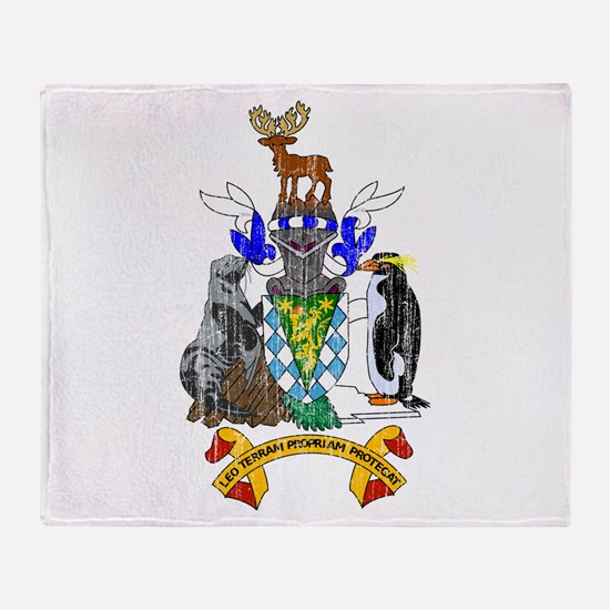 """""""South Georgia and South Sandwich Islands Coat Of"""