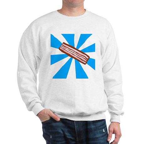 Bacon Art Sweatshirt