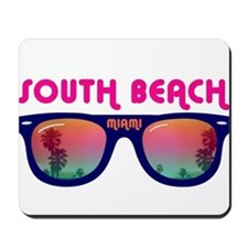 South Beach Miami Mousepad