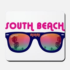 South Beach Miami Mousepad