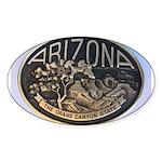 Arizona GC-b Sticker (Oval 10 pk)