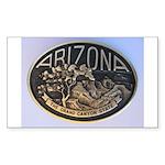 Arizona GC-b Sticker (Rectangle 10 pk)