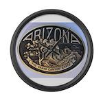 Arizona GC-b Large Wall Clock