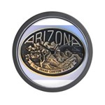 Arizona GC-b Wall Clock