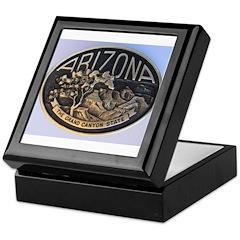 Arizona GC-b Keepsake Box