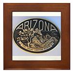 Arizona GC-b Framed Tile