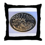 Arizona GC-b Throw Pillow