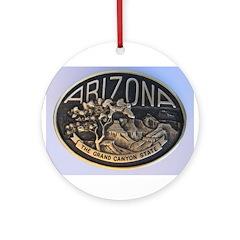 Arizona GC-b Ornament (Round)