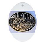 Arizona GC-b Ornament (Oval)