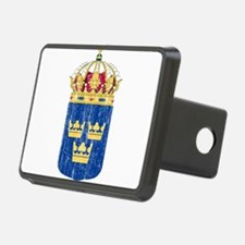 Sweden Lesser Coat Of Arms Hitch Cover