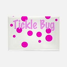 Tickle Bug Rectangle Magnet